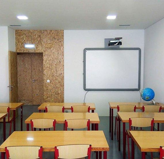 Somos uma Instituição de Ensino Privado em Lisboa